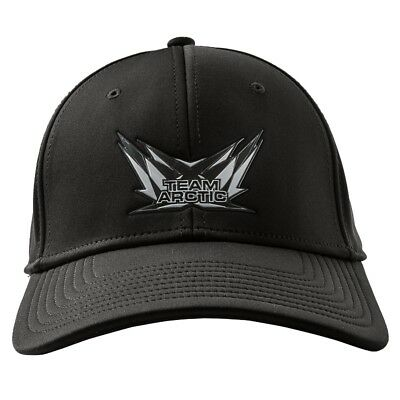 Arctic Cat Team Arctic Climaproof Fitted Polyester Cap - Black 5273-058 5273-059