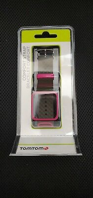 TomTom Comfort Strap - Pink - Runner GPS and Multi-Sport watches
