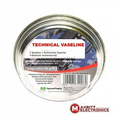 Technical Vaseline Container 35g Low Melting Temperature 30°C
