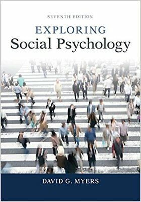 [PDF] Exploring Social Psychology 7th Edition by David Myers - Email Delivery