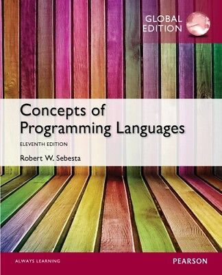 [PDF] Concepts of Programming Languages 11th Edition by Robert W. Sebesta
