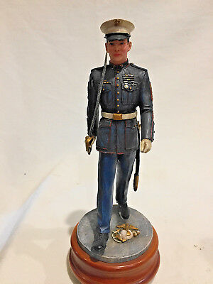 "10"" Musical Marine - ""The Few"" from American Heroes 1999 VanMark"