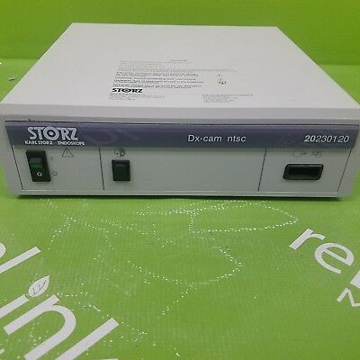 Karl Storz Dx-Cam NTSC 20230120 Endoscope Camera Control Unit