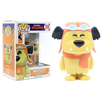 Funko POP! Animation - Hanna Barbera - Wacky Racers - Muttley #39 VAULTED
