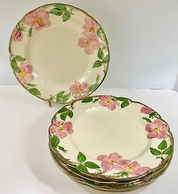 Franciscan DESERT ROSE DINNER PLATE(S) Earthenware Casual China ~ MULTI AVAIL