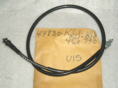1980-1982 Honda CB650 CM450E CM400E XR200 Speedo Cable NEW OEM NOS 44830-KC1-010