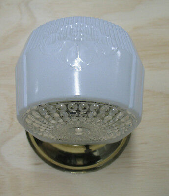 Vintage Brass Wall Sconce Light fixture
