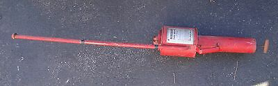 VINTAGE HERCULES PUMP DUSTER by SEARS ROBUCK and CO
