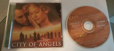 City Of Angels Soundtrack CD (1999) U2 Goo Goo Dolls Eric Clapton