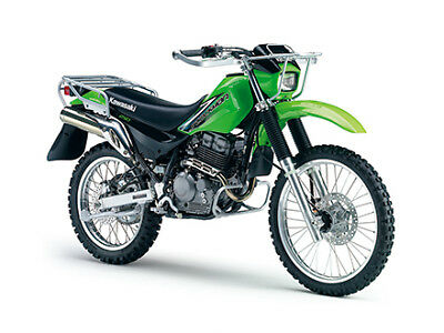 New Ag Kl250 Kawasaki Stockman  Aussie Ag Bike
