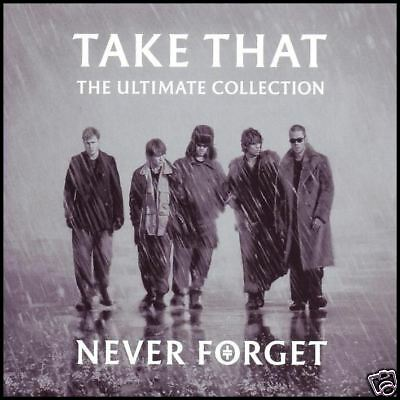 Take That - Ultimate Collection Cd ~ Greatest Hits/Best Of~Robbie Williams *New*