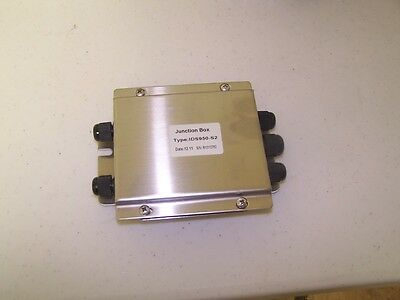 NEMA 4X 4 Wire Stainless Steel Junction Box with Summing Card,New