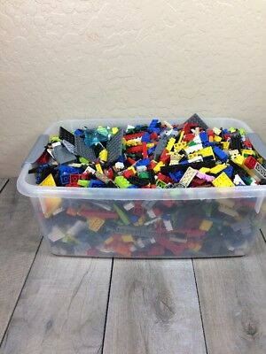 9 Lb Bulk Lot Loose Lego MIX Bricks - Pieces - Parts
