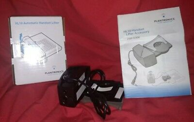 New in Box Plantronics HL10 Automatic Handset Lifter