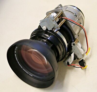 SONY Precision Projection Zoom Lens 1.3X 1:1.7-2.1 Type SE28A-3