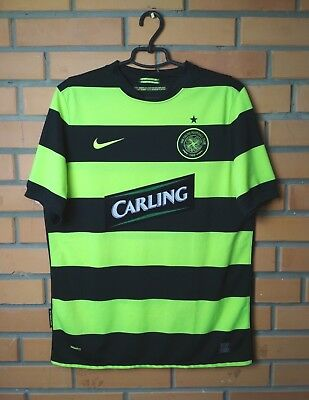 55cc28520ab Celtic Glasgow Away football shirt 2009-2011 size M jersey soccer Nike