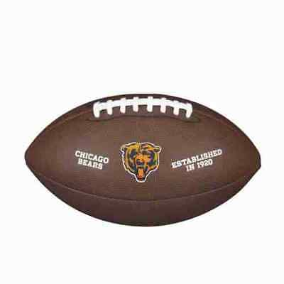 F1748 Official Size Football Chicago Bears