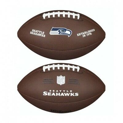 F1748 Official Size Football Seattle Seahawks