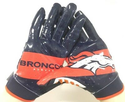 Receivergloves, Nitro Warp, Under Armour Denver Bronocs