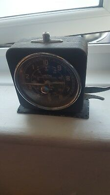 VINTAGE SMITHS INTERVAL TIMER CLOCK 1950's MADE IN GREAT BRITAIN SPARE OR REPAIR