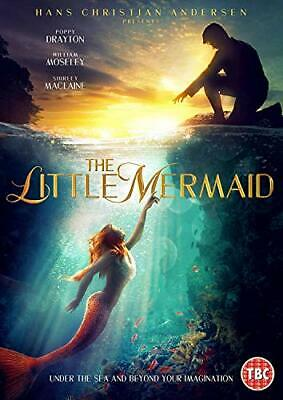 The Little Mermaid [DVD] - DVD  TGVG The Cheap Fast Free Post