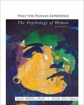 [PDF] Half the Human Experience 8th Edition by Janet Shibley Hyde