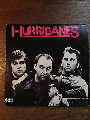 Hurrigane By The Hurriganes ~ Rare Finland Rock n Roll orig. 1977 ~