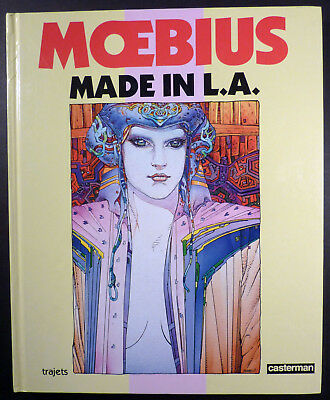 Made in L.A. Moebius EO Casterman 1988 TBE