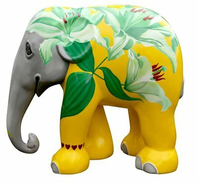 Elephant Parade Ornament Collectable Limited Edition Mrs Stripe