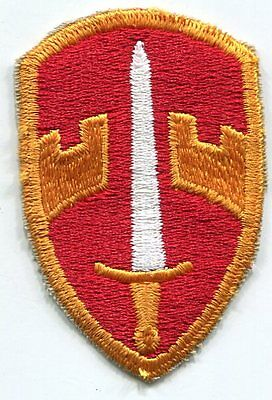US Army Military Assistance Command Vietnam - MACV COLOR Patch Cut Edge