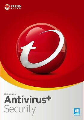 Trend Micro Antivirus Plus Security 12 2018 1 Year 3 Devices