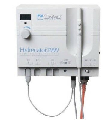 New Conmed Hyfrecator 2000 35W High Frequency Electrosurgical Unit 230V