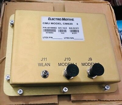Electro-Motive Com Module CM620  USA New in Box
