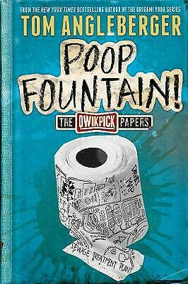 Poop Fountain!: The Qwikpick Papers (Quickpick Papers) (Paperback) NEW Book