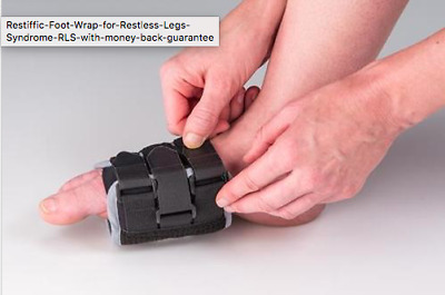 Restiffic Foot Wrap for Restless Legs Syndrome (RLS)