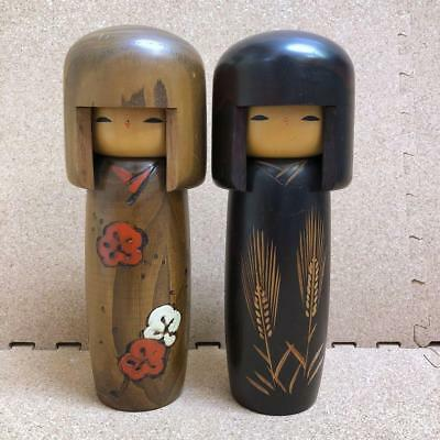 Kokeshi Japanese traditional craft cute rare popular vintage retro girls F / S!