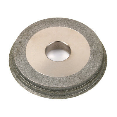 "3"" 80mm Diamond Grinding Wheel for Grinder Abrasive Tool 150 Grit 4/5"" Bore New"