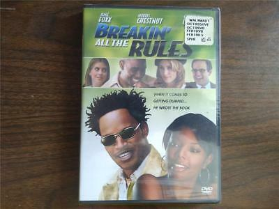 Breakin' All the Rules (DVD, 2007) Brand New, Sealed!