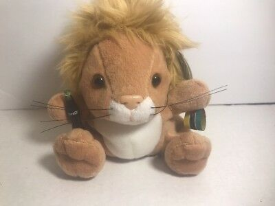 COCA COLA Masa the lion Mozambique bean bag plush International collection
