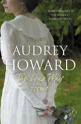 The Long Way Home by Audrey Howard (Paperback) BRAND NEW Book