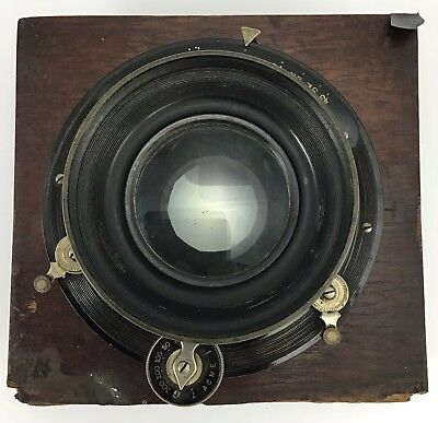 Vintage Acme Camera Lens Antique Photography For Parts Repair Or Display