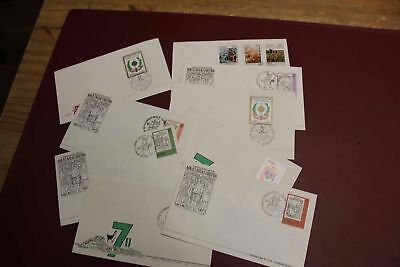 39416 / Peru Lot / Mixture  FDC