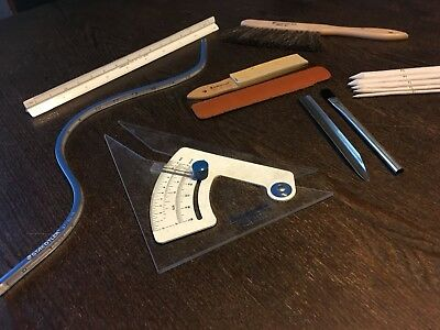 Lot of Staedtler And Dietzgen Drafting Supplies