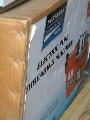 Electric Pipe Threader w/Stand.. Misc. Dies.. Never Used.. New in Box,, Low $$$$