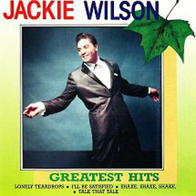 (CD) Jackie Wilson - Greatest Hits [Evergreen] 027726907222