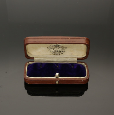 Vintage Jewellery Dress Studs Presentation Box