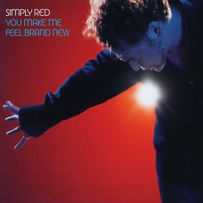 Simply Red You Make Me Feel Brand New CD by Kapriche