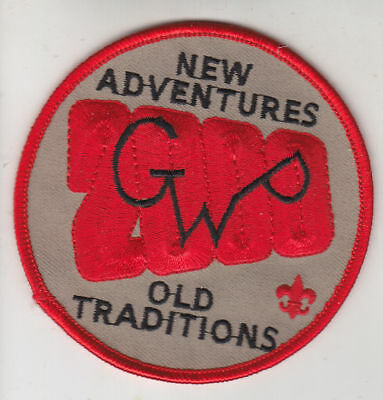 NEW ADVENTURES OLD TRADITIONS GW Pirtle Scout Camp Texas MC3