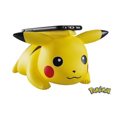 Pokemon Pikachu Wireless Induction USB Charger Cell Phone iphone Samsung Note