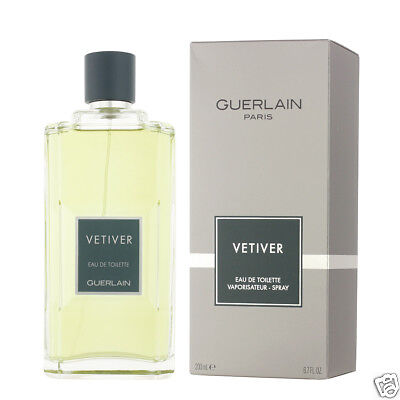 Guerlain Vetiver Eau De Toilette EDT 200 ml (man)